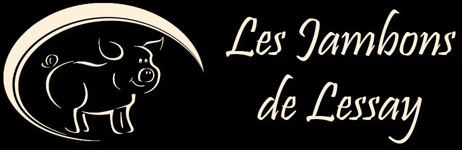 Les Jambons de Lessay Retina Logo