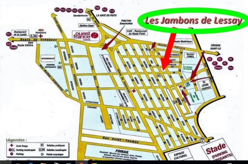 lessay faire Site de la communauté de commune du canton de lessay, côte ay cotentin tourisme, et de la maison du pays (centre social) présentation des 13 communes du canton de.