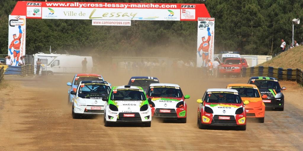 Rallye Cross Lessay le 22 et 23 octobre 2016
